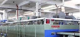 介紹拉幅定型機的安裝流程
