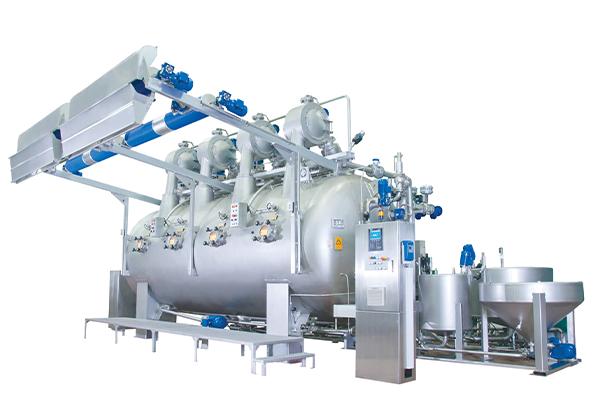 分析氣流染色機帶動行業發展的優勢